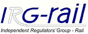 IRG Rail Logo