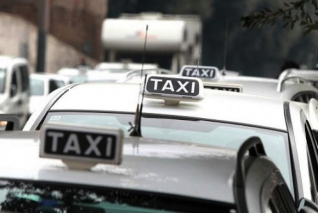 Taxi immagine