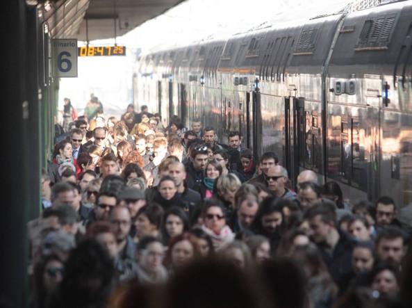 Pendolari treni regionali